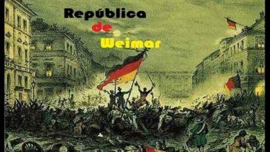 Photo of A República de Weimar – características, o que foi