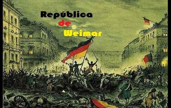 A República de Weimar - características, o que foi