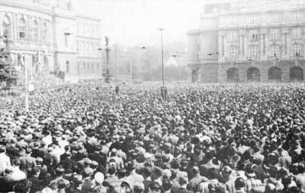 O que foi o Anschluss