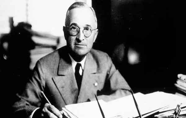 A Doutrina Truman - o que foi, objetivos - resumo