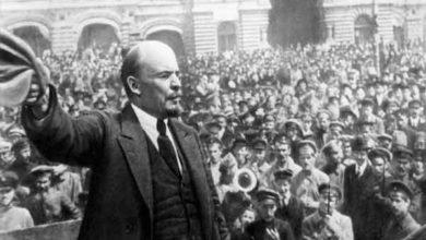 Foto de A Revolução De Outubro – Revolução Bolchevique