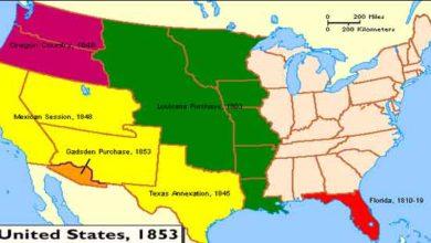 Foto de A expansão da América do Norte