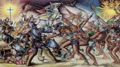 Photo of Guerra Chichimeca – Independência do México