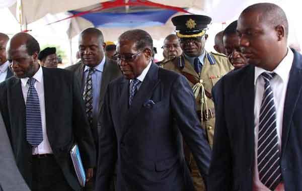 República do Zimbabue - União Nacional Africana do Zimbabue