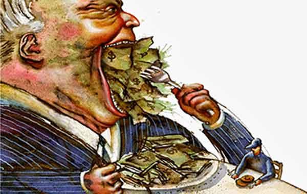 O Sucesso Econômico do Brasil e os Achados de Corrupção