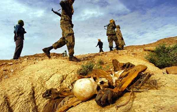 Sudão e o Conflito em Darfur