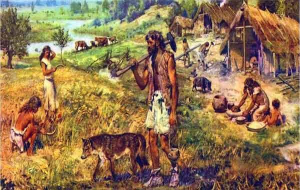 A revolução neolítica - características do Período Neolítico