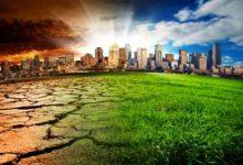 Foto de O ambiente e as mudanças climáticas