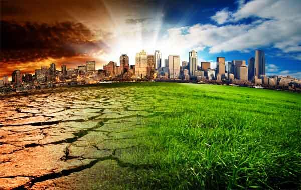 O ambiente e as mudanças climáticas