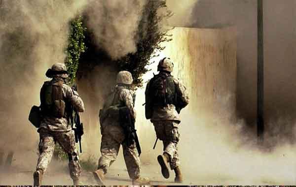 Invasão do Afeganistão pelos EUA depois de 11 de setembro