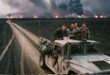 Foto de Segunda Guerra do Golfo – Ocupação, invasão do Iraque