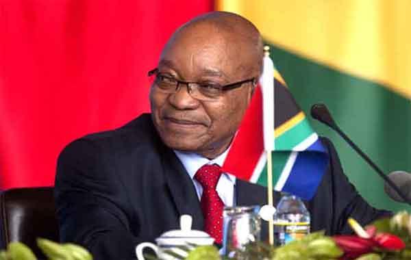 A União da África do Sul