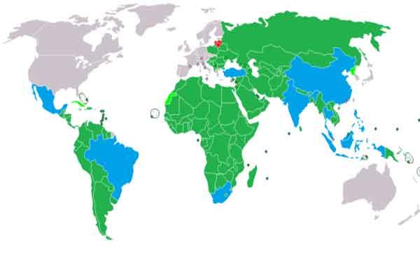 Desafios enfrentados pelos países em desenvolvimento