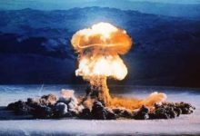 Foto de Proliferação nuclear – países que atualmente controlam armas nucleares