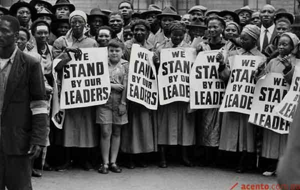 Regime do Apartheid - segregação racial na África do Sul