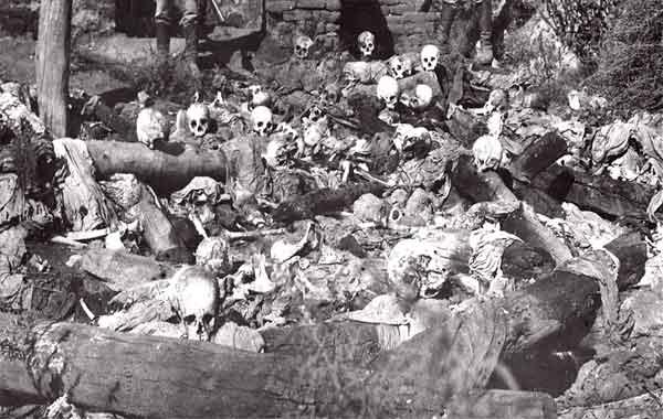 O que foi o Genocídio Armênio.