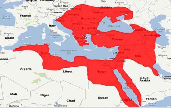 O Império Otomano: ascensão, declínio e queda