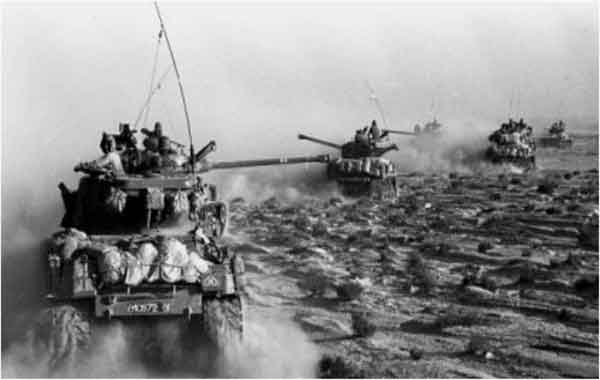 A Guerra dos Seis Dias (1967) - causas e consequências