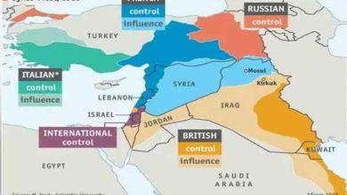 Photo of Partição do Império Otomano – O Acordo Sykes-Picot