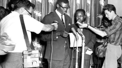Photo of Lumumba e a Crise do Congo