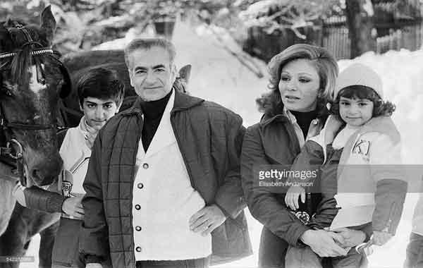 Irã sob o xáMohammad Reza Pahlavi