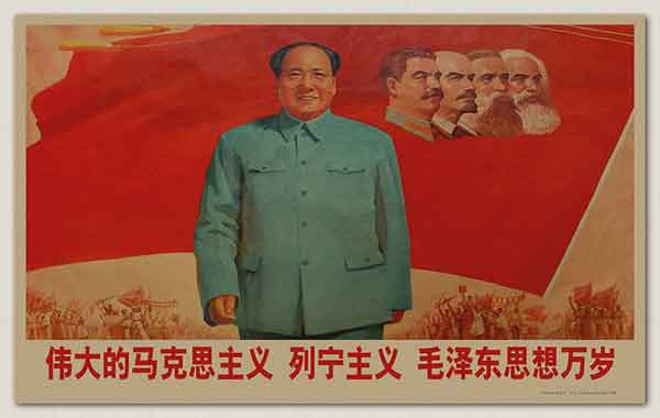 Maoísmo - Mao Tse-Tung e a República Popular da China