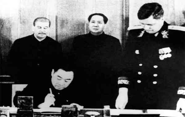 Ruptura e conflito Sino-Soviético