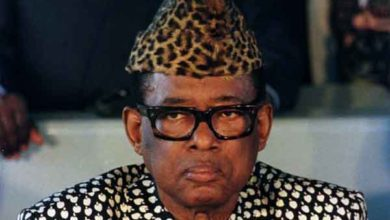 Photo of Mobutu Sese Seko – o ditador do Zaire