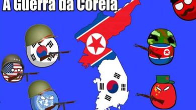 Photo of Intervenção estrangeira na Coreia durante a Guerra Fria