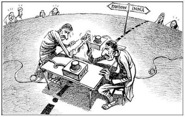 Guerra indo-paquistanesa de 1947 e 1965
