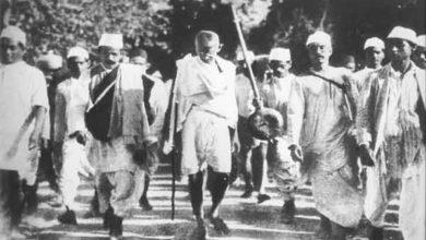 Photo of Marcha do Sal na Índia