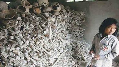 Photo of O Genocídio cambojano