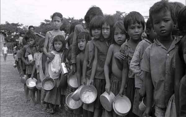 Regime do Khmer Vermelho no Camboja
