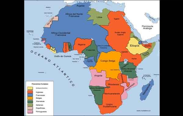 Descolonização Francesa no Continente Africano