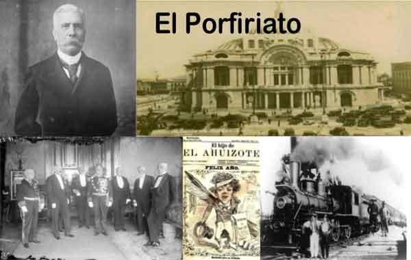 O Porfiriato - Porfirismo no México