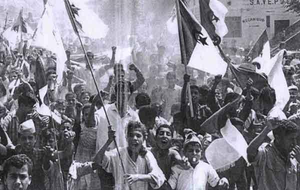 A Guerra da Independência da Argélia
