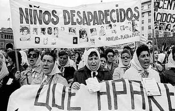 Guerra Suja na Argentina e a Reorganização Nacional