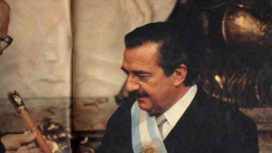 Photo of Raúl Alfonsín – Mandato presidencial