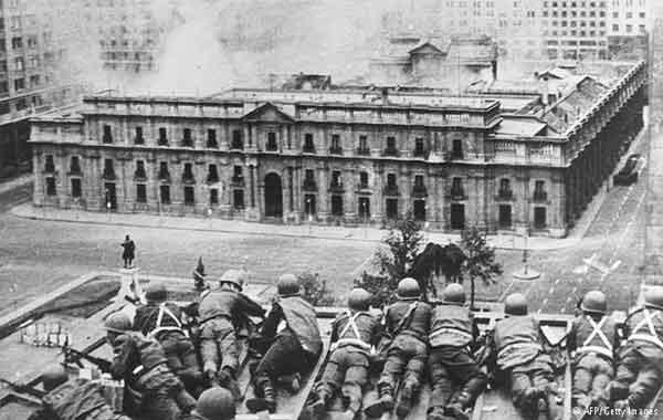 Instabilidade e Golpes no Chile