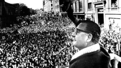 Photo of O Governo de Salvador Allende e a Unidade Popular