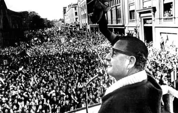 O Governo de Salvador Allende e a Unidade Popular