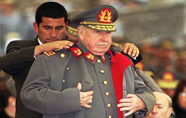 A ditadura chilena Augusto Pinochet - Resumo
