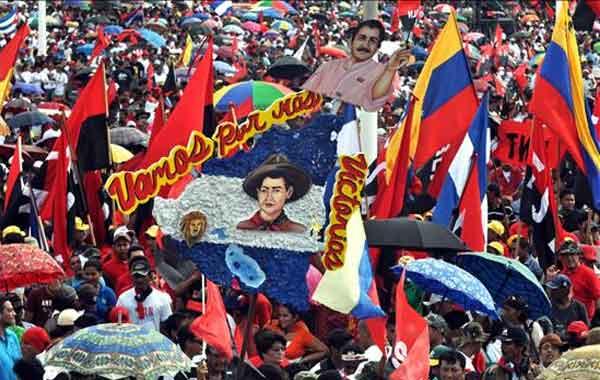 Revolução Sandinista na Nicarágua - De Somoza a Sandino