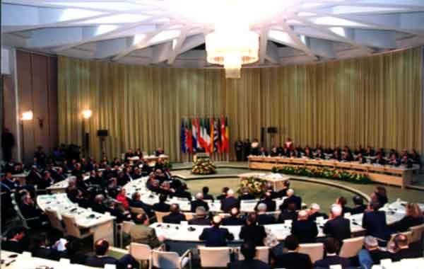Tratado de Maastricht e a União Europeia - UE