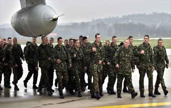Intervenção da OTAN na Bósnia e Herzegovina (Iugoslávia)