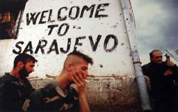 A guerra da Bósnia: causas consequências - Resumo