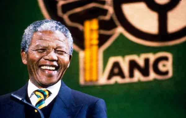 O Congresso Nacional Africano - Partido político da África do Sul