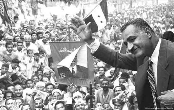 A Revolução Egípcia de 1952 - Nasserismo
