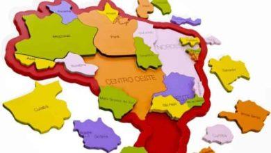 Foto de Geografia do Brasil – Clima, política, economia, biomas  – Resumo