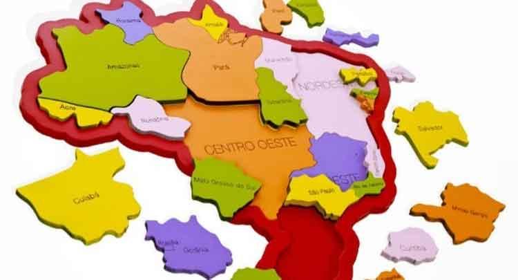 Geografia do Brasil - Clima, política, economia, biomas - Resumo